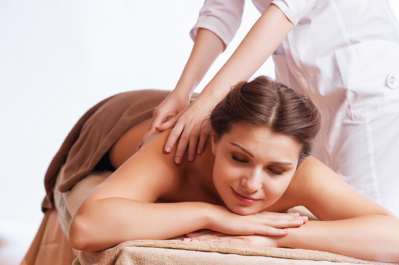 Erotic massage in Moscow